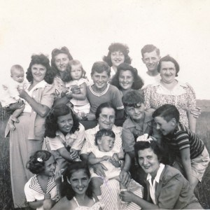 The polio epidemic grandparents family stories history for Polio transmission swimming pools
